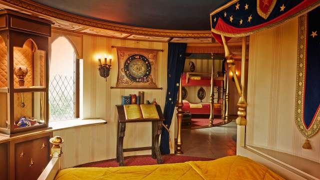 Rooms And Suites - Efteling Hotel