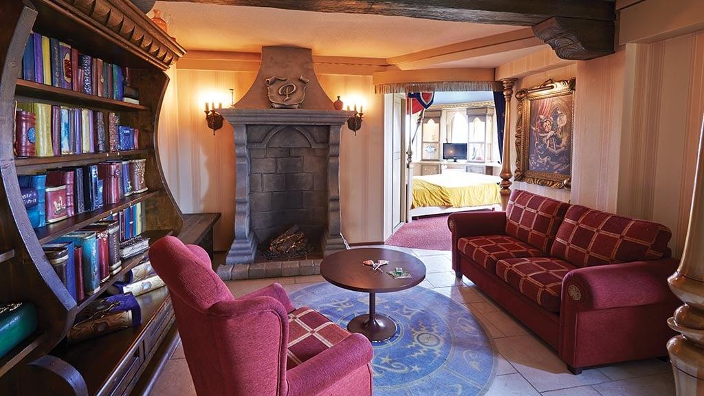 Pardoes Suite  Efteling Hotel