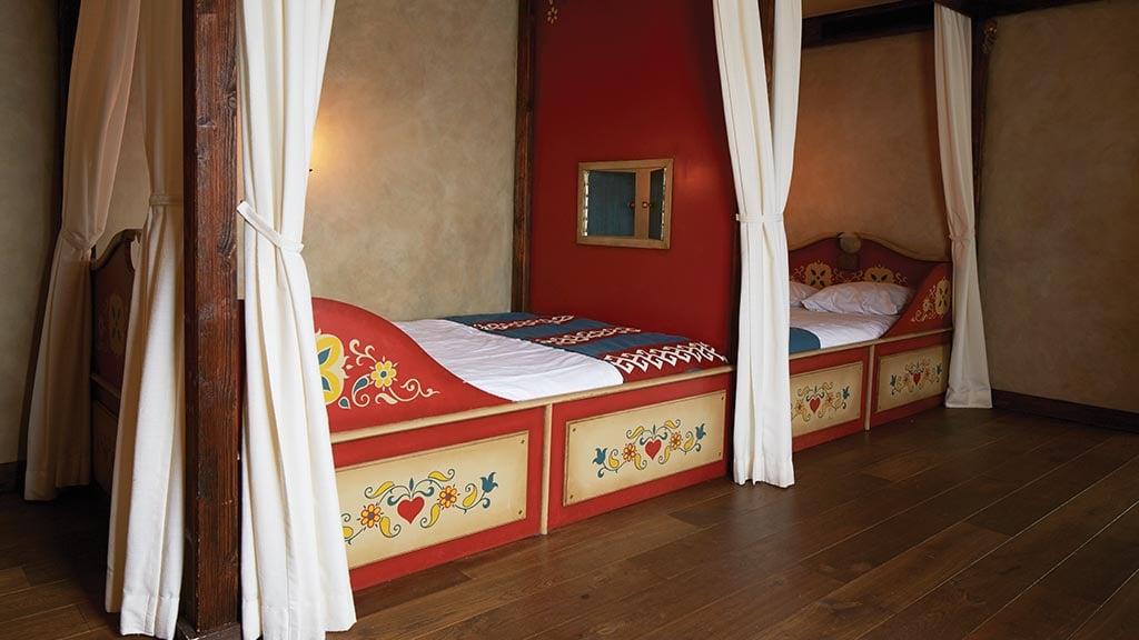 Roodkapje Suite  Efteling Hotel