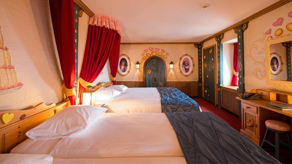 Hans en Grietje Suite  Efteling Hotel