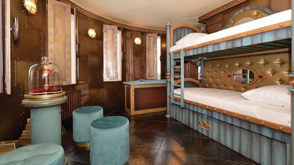 Vergulde Suite  Efteling Hotel
