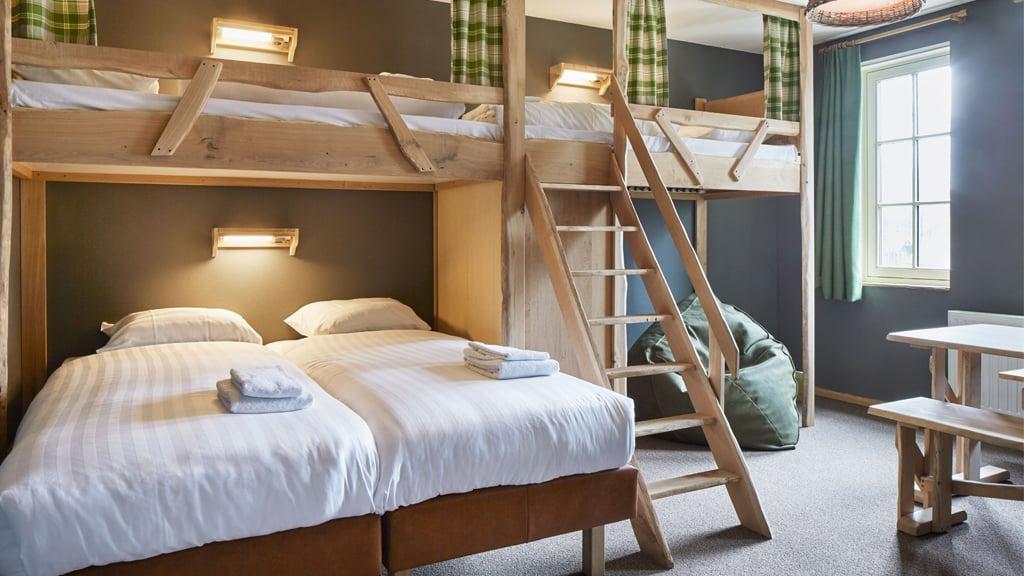 Hotelkamer  Efteling Loonsche Land Hotel