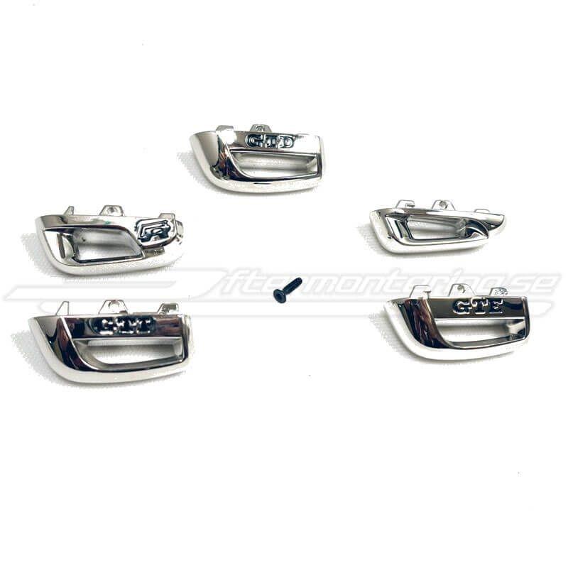 Nyckel-emblem för Golf, Touran, Octavia, Leon & Ibiza