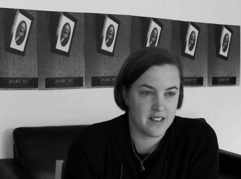 Interview med Nina Power (video)