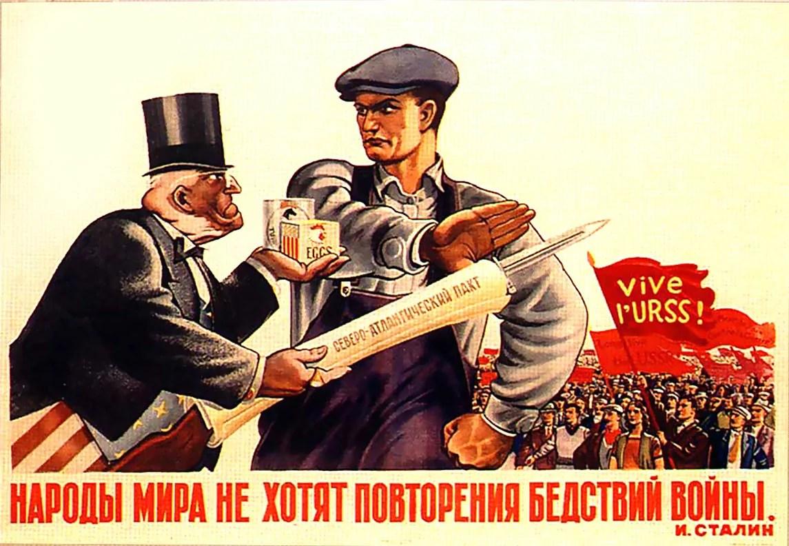 """""""Se bare hvordan det gik i Sovjetunionen!"""""""