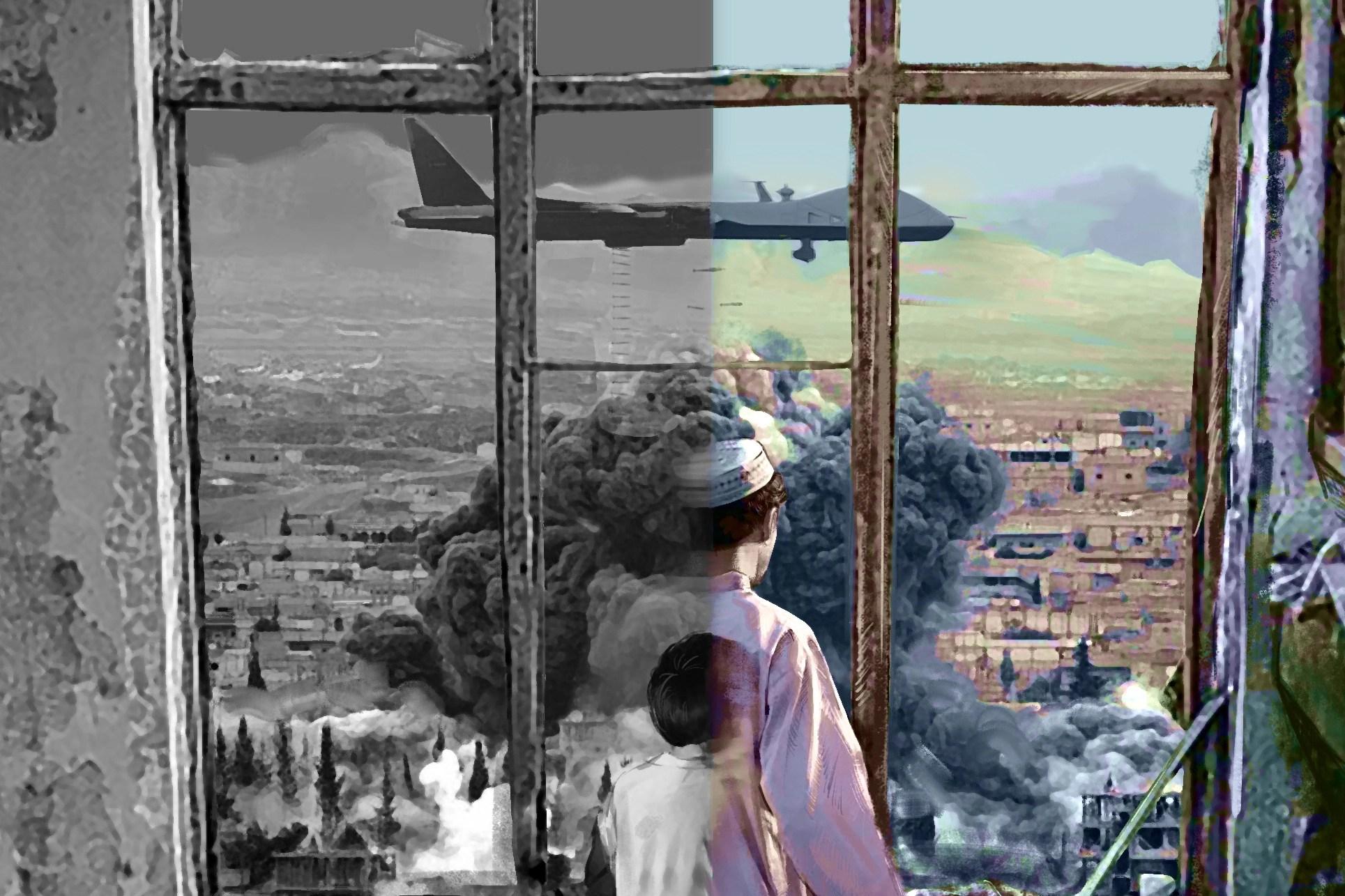 Afghanistan, for evigt