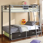 Editor S Choice Metal And Industrial Style Bunk Beds Www Efurniturehouse Com