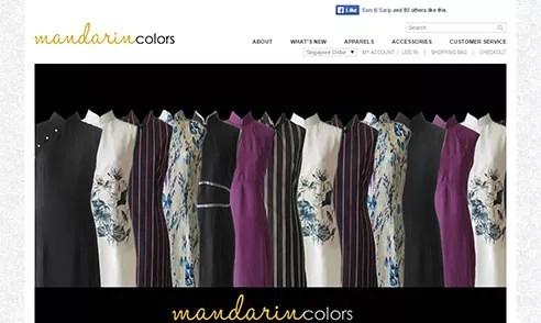 Mandarin Colors