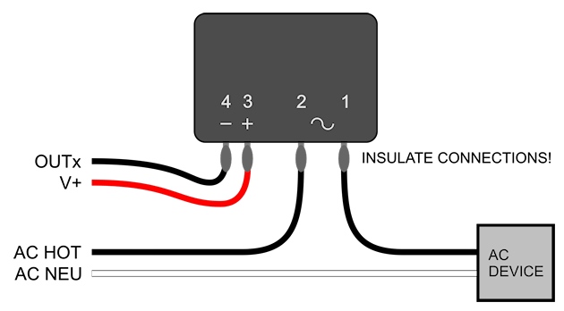 solid state relay wiring diagram crydom 39 travel trailer under 3500 lbs a if you re using the that we sell can wire it like this
