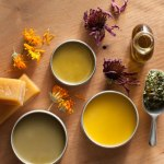 Herbally-Infused-Oils-and-Salve