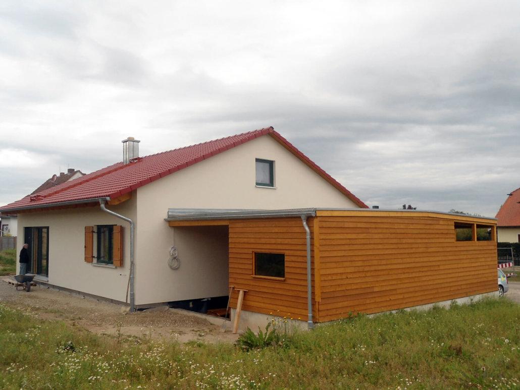 Bungalow - Eg-Holzhaus.De