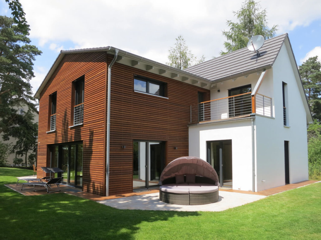 Fertighaus - Eg-Holzhaus.De