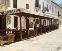 Ristoranti a Favignana e Gastronomia
