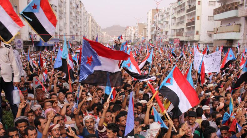 Yémen : les séparatistes déclarent l'autonomie du sud du pays