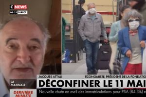 La minute de sadisme de Jacques Attali