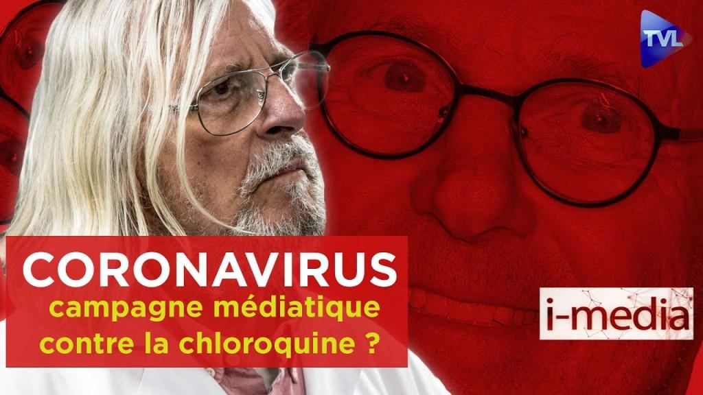 La dangerosité de l'hydroxychloroquine : une fable politico-médiatique ?