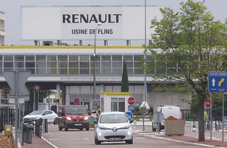 Renault envisage de fermer trois usines en France