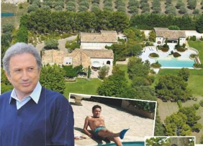 Privilèges de la nouvelle aristocratie : Michel Drucker et son confinement de riche dans sa maison illégale