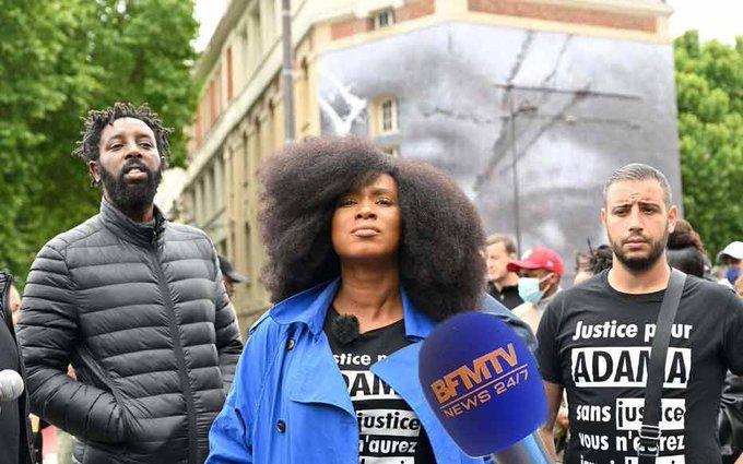 """Certitude : le """"Black Lives Matter"""" des Traoré est fait pour remplacer les Gilets jaunes"""