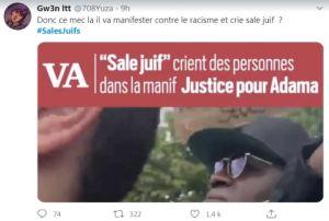 SalesJuifsGate : Knobel du CRIF dénonce l'antiracisme devenu un antisémitisme
