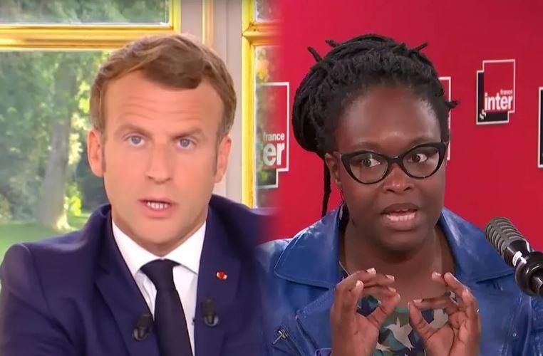 """Macron : la République """"ne déboulonnera pas de statue"""""""