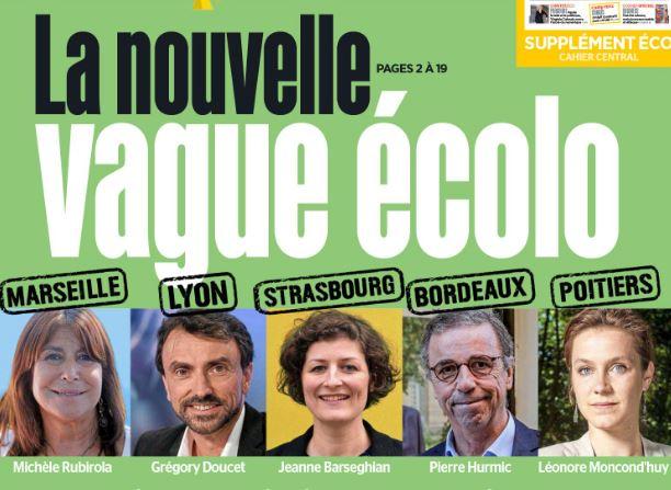 60 % d'abstention, raz-de-marée écolo : les Français dans le piège néolibéral