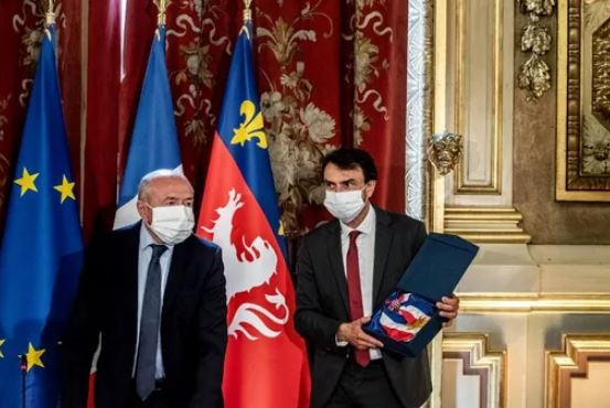 Grégory Doucet et les nouveaux guignols de la mairie de Lyon