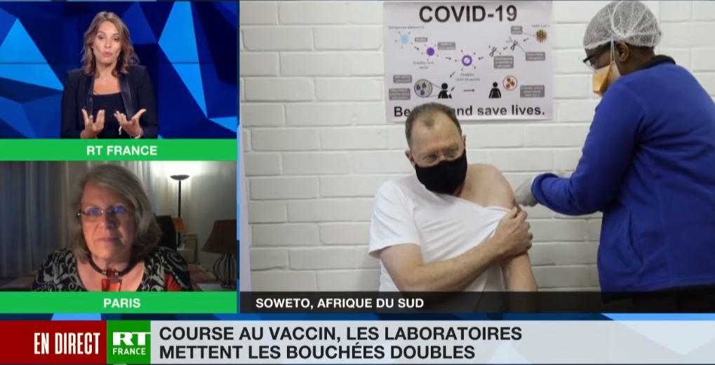 """Vaccin contre le Covid-19 : """"On va trop vite pour des raisons financières"""""""