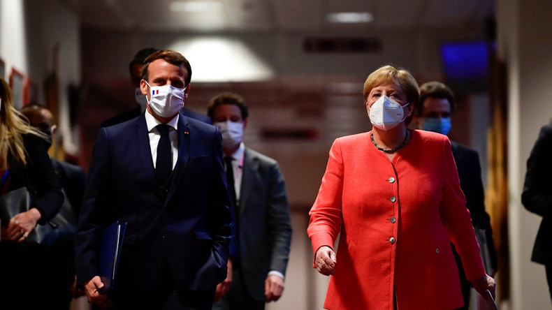 Les Français rembourseront l'emprunt européen, même si Macron le nie