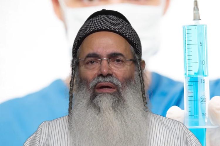 Un rabbin contre Big Pharma