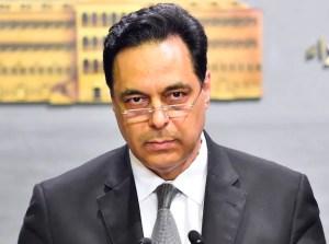 Le Premier ministre libanais annonce la démission du gouvernement