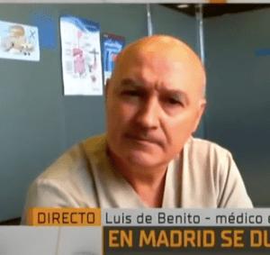 Saturation, vaccination, reconfinement : un médecin espagnol explose la propagande médiatique
