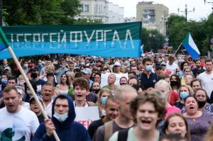 Xavier Moreau – Révolte à Khabarovsk, mafia russe et... Navalny