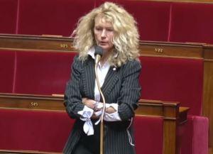 La colère de Martine Wonner à l'Assemblée contre la politique sanitaire aberrante