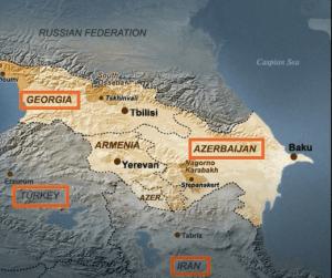 Xavier Moreau – Arménie VS Azerbaïdjan