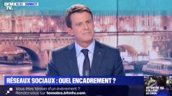 """Décapitation et réseaux sociaux : Valls espère de la """"prison ferme pour les ennemis de la République Soral et Dieudonné"""""""