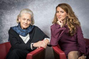 """La très influente Élisabeth Badinter déclare : """"Cela ne peut plus se régler dans le pacifisme"""""""