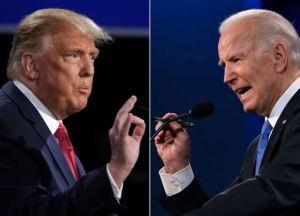 Covid, racisme, Kim : dernier débat télévisé tendu entre Donald Trump et Joe Biden
