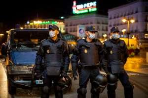 Italie, Espagne : les manifestations antirestrictions se multiplient