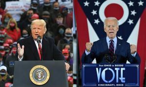 Trump versus Biden : suivez l'élection américaine avec E&R !