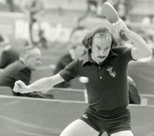 Décès de Jacques Secrétin, légende du tennis de table