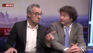 Sébastien Thoen viré de Canal Plus pour une parodie de Pascal Praud