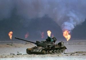 Il y a trente ans, la guerre du Golfe…