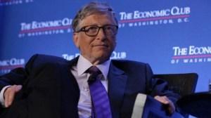 Bill Gates finance un plan pour diminuer les rayons du soleil…