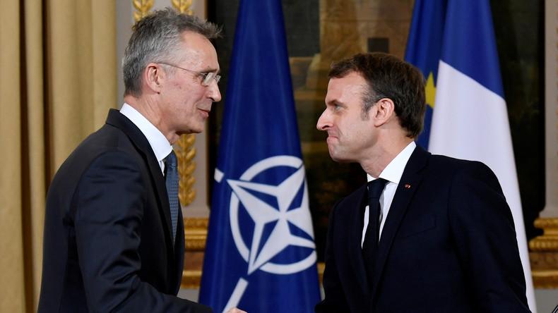 """""""Toute l'orientation du projet OTAN 2030 repose sur le paradigme d'une double menace, l'une russe et l'autre chinoise"""""""