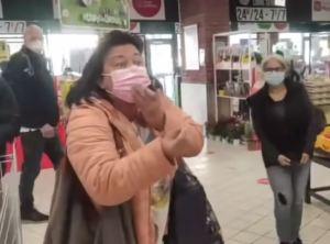 Marseille : hystérie collective face à des clients sans masque