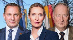 """Allemagne : la droite nationale met ses divisions de côté pour contrer les """"orgies d'interdictions"""""""