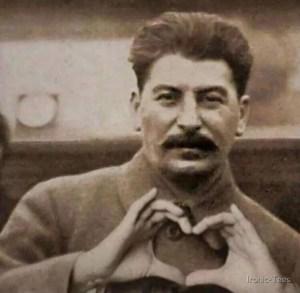 Staline, nouveau chef d'un État d'Inde méridionale