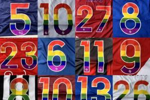 Ligues 1 et 2 de football : des maillots LGBT pour lutter contre l'homophobie