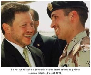 Le coup d'État qui n'a pas eu lieu en Jordanie